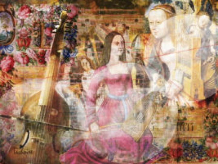 Tachoire Jean Claude Musique-medievale