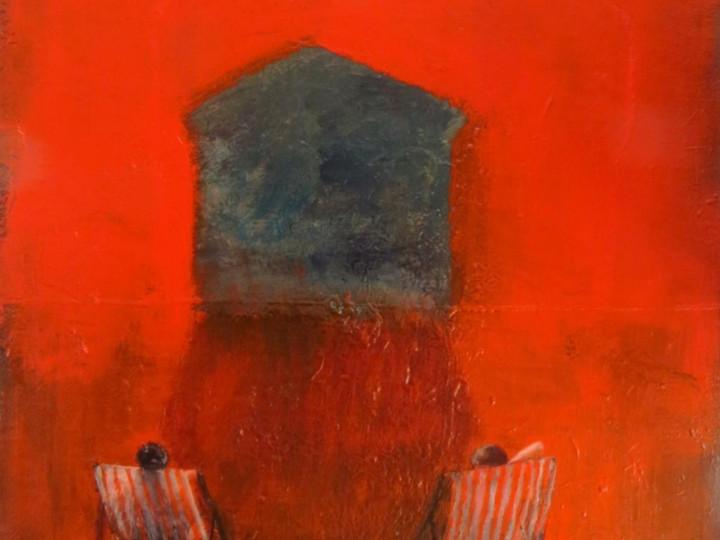 Vergeron Pascale - Les maisons ou les murs de l'imaginaire